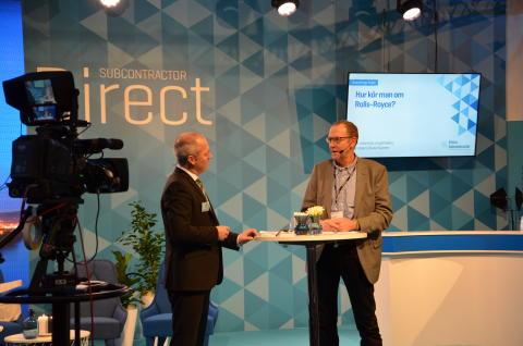 Flyg- och rymdindustrin – ny marknad för svenska underleverantörer