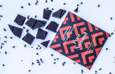 Goodio vant sølv med sin Pure Nacional sjokolade i Bean to Bar kategorien på the Academy of Chocolate awards.