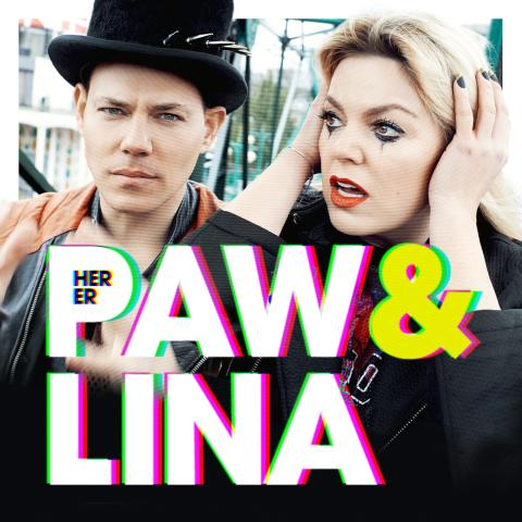 "Paw&Lina er klar med ny single og video til ""JKGLDOG"""
