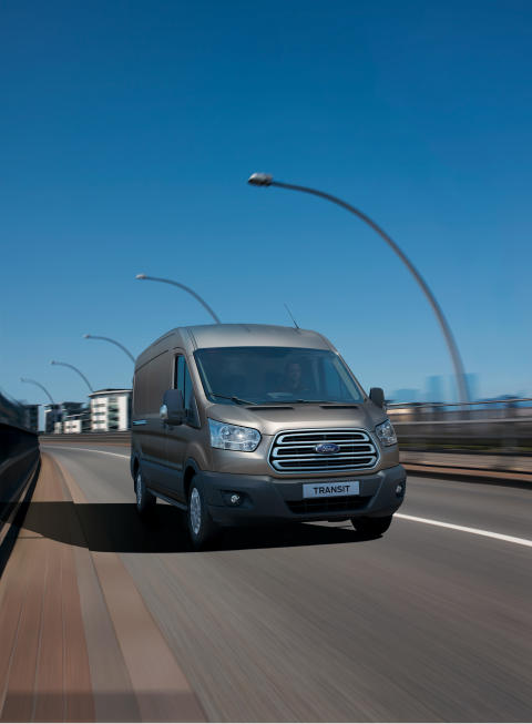 En ny global Transit-generasjon lanseres i dag på den internasjonale nyttekjøretøyutstillingen i Hannover.