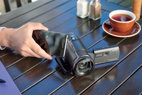 4K Camcorder FDR-AXP33 ab sofort in Österreich erhältlich
