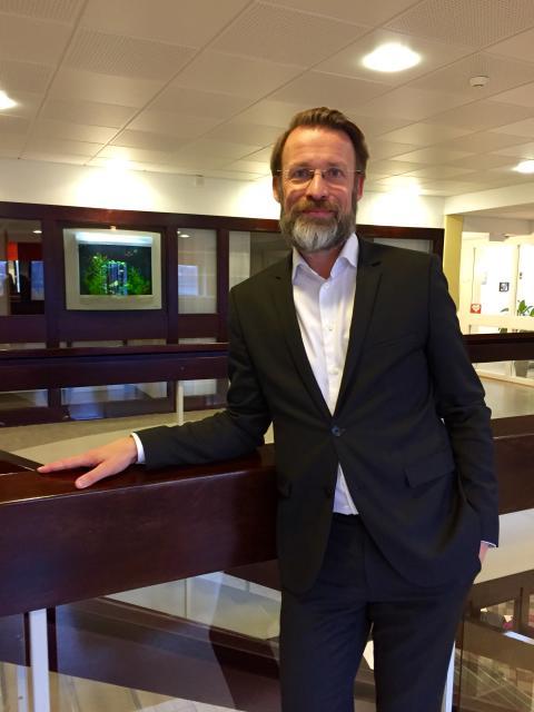 Ludwig Alholt slutar som VD för Miljonlotteriet