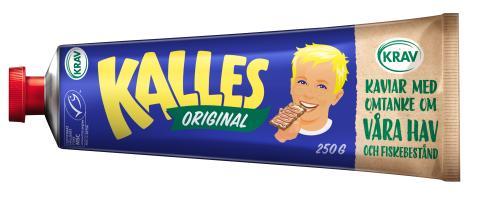 Nu blir Kalles Kaviar Krav- och MSC-märkt