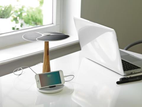 Ginkgo Solcellsträd för tablets och telefoner
