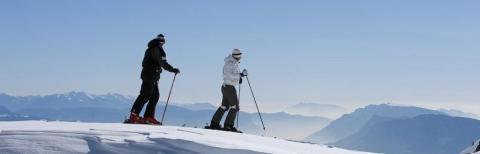 Die Ortler Skiarena - 16 Skigebiete für puren Pistenspaß in Südtirol
