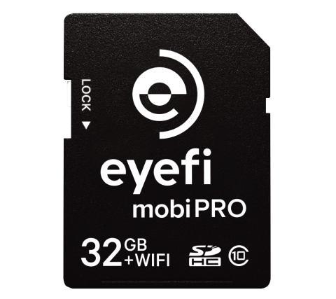 Eyefi Mobi Pro 32 GB WiFi SDHC