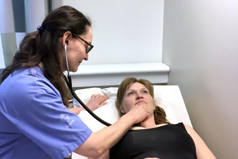 Lyckad läkarrekrytering i Vindeln