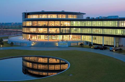 Hyundais Technical Center, Rüsselsheim