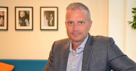 Jimmy Ljungberg ny affärsområdeschef i Nokas Security