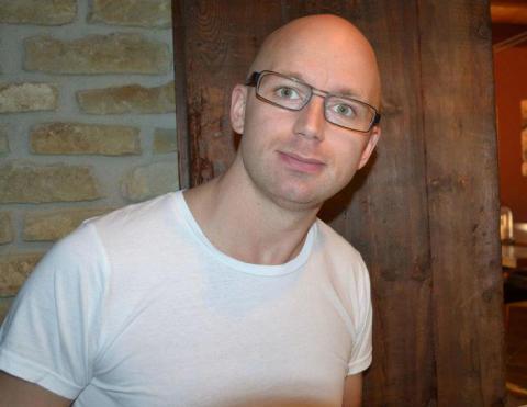 Pontus! restaurangchef Olle Jansson