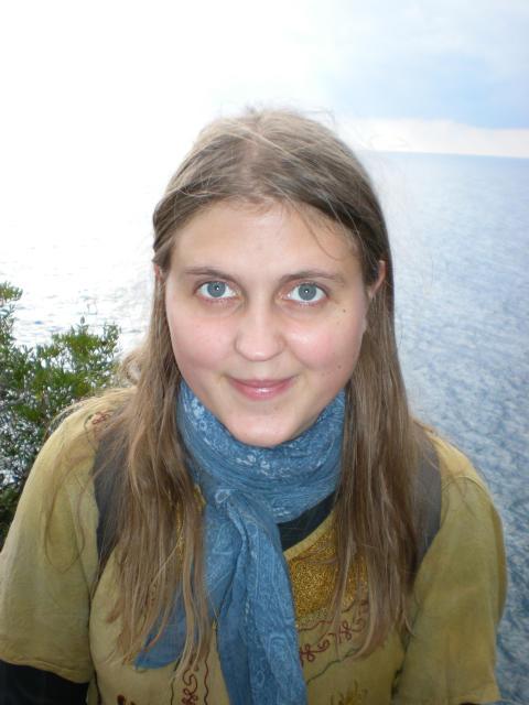 Kaia Dahle Nyhus utvalgt til White Raven og klar med ny bildebok