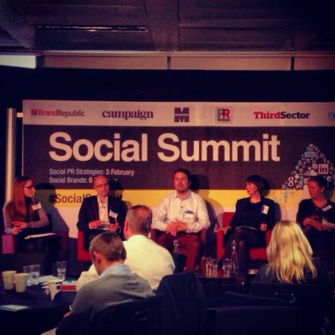 Highlights from the Social PR Strategies Summit