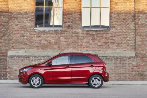 Nový Ford KA+ (7)