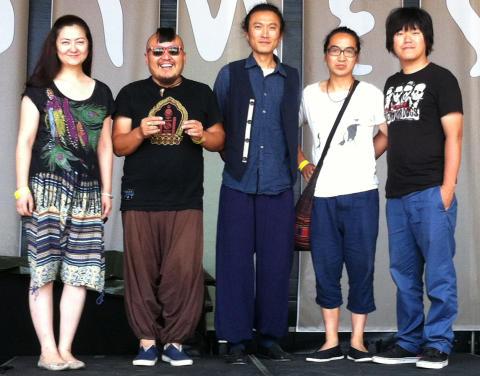 Dawanggang - musikalisk crossover från Kina på Dunkers