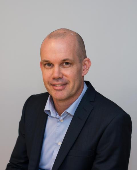 Jonas Rigner utsedd som ny vd för Fibra