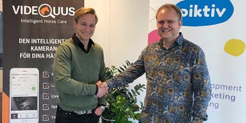 Videquus säkrar utvecklingskompetens – tecknar avtal med Piktiv