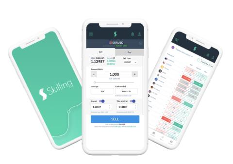 Optimizer Invest launches Skilling – aims to revolutionize trading online