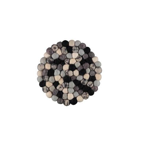 88492-01 Kettle mat wool handmade 7318161392623