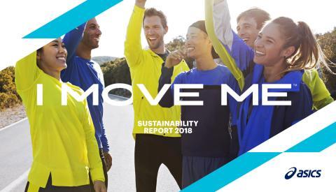 ASICS Sustainability Report 2018