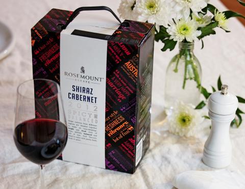 Bag-in-Box er også årgangsvin