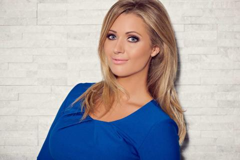 Broadcaster Hayley McQueen becomes SportsAid ambassador to help young athletes