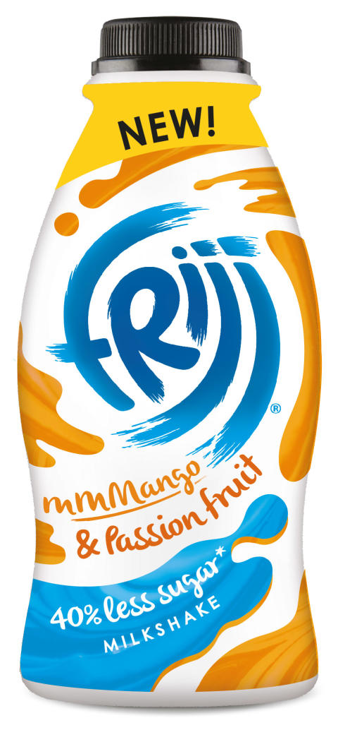 Müller Announces Two New Additions to FRijj Milkshake Lineup