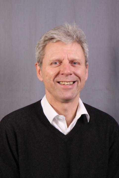 Terje Eriksen, distriktsansvarlig for Professional Print i Canon Norge