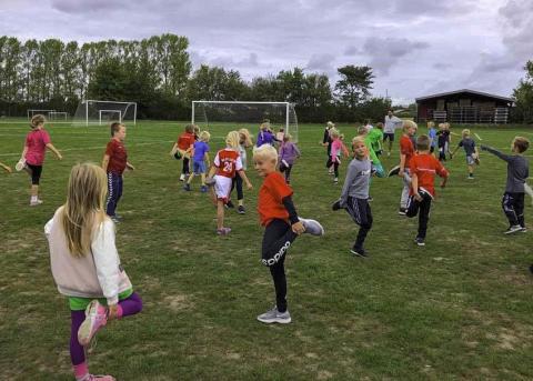 Portræt af en skole: Bornholms Frie Idrætsskole er fællesskab og bevægelse