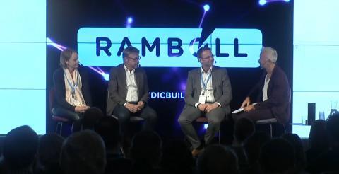 Teknik med människan i centrum på Nordic Buildtech Day