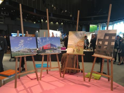 Utökat samarbete mellan Business Arena och Sveriges Arkitekter