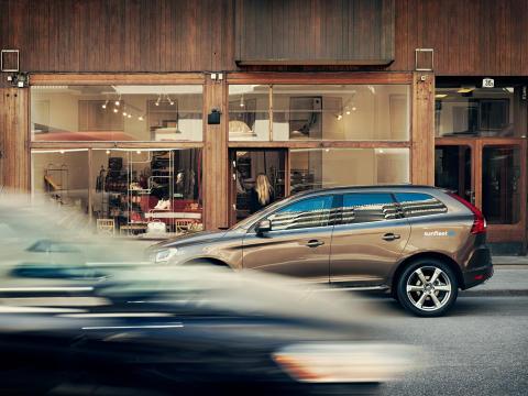 Volvo Cars stärker samarbetet med bilpoolsföretaget Sunfleet i Örebro