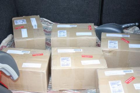 WAMW 14 14 Boxes of Tobacco seized