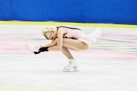 OS-debut för Helgesson idag – Viktoria på isen kl. 18.45