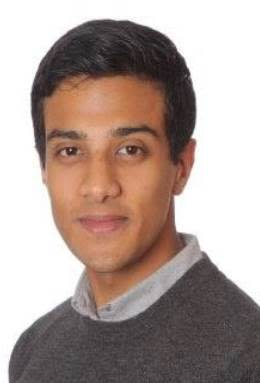 Zaki Khan skal på tur med Tonje Blomseth i Femundsmarka
