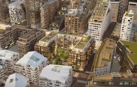 ROM Eiendom bekrefter stor etterspørsel etter nye, sentrale Oslo-boliger