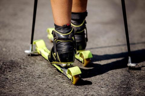 Rulleski i maraton