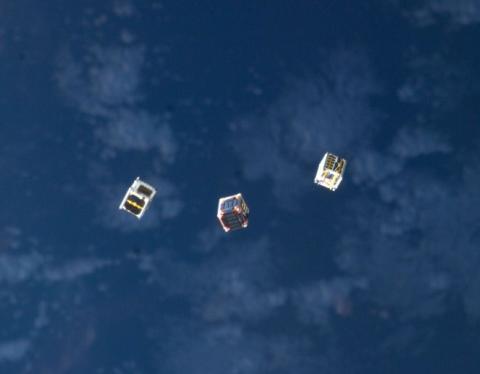 Svenskt genombrott i rymden på NASA-satellit med elektronik från ÅAC Microtec
