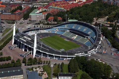 Gothenburg, Sweden will host FEI European Championships 2017