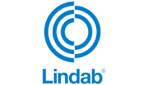 Lindabs nya alternativa logotyp