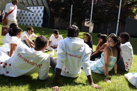 Nu pågår Camp Connect – Sveriges största entreprenörsläger för ungdomsverksamheter