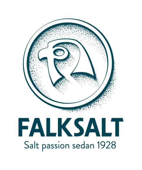 FALKSALT logotyp primär