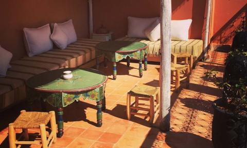 Moroccan Riad_Riad Magi Marrakech_NOSADE Yoga Retreats Marrakech