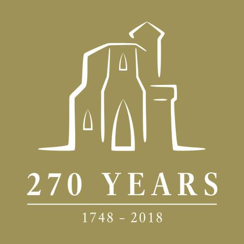 270 years logo