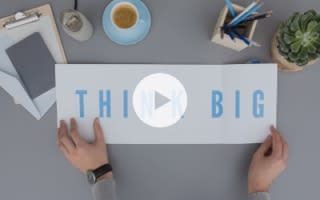 Film - Think big