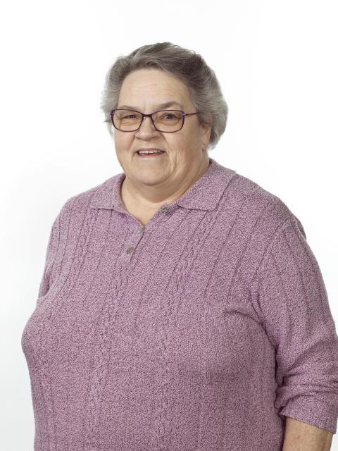 Marianne Svensson (S), ordinarie ledamot