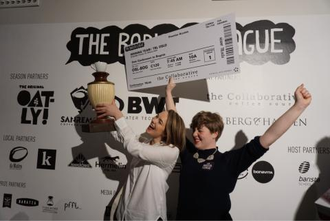The Barista League sends winning team of baristas to Colombia for exclusive coffee origin trip