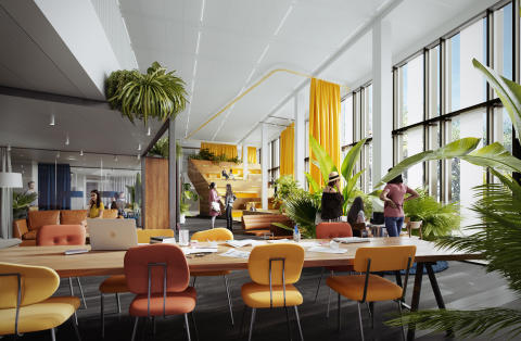 Epicenter Amsterdam in EDGE Olympic - interior