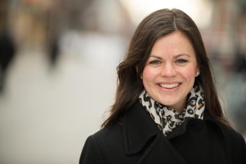 Stina Levisson, produktchef Polarbröd