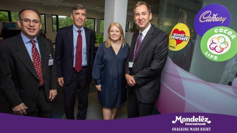 Cadbury owners, Mondelez International, invest £4.7 million into Reading Science Centre
