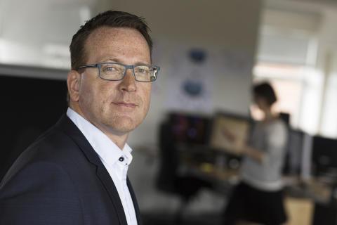 CEO - Jørgen Stensgaard